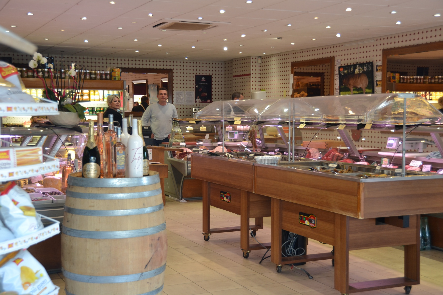 Butcher - Caterer Valbonne - South of France