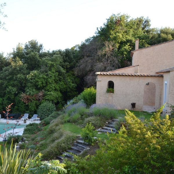 Holiday home South France with swimming pool - Villa Valbonne