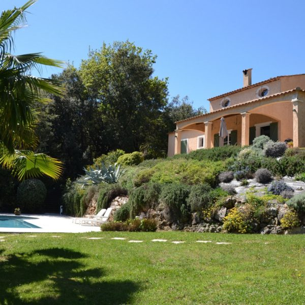 Valbonne luxury holiday villa - Villa Valbonne