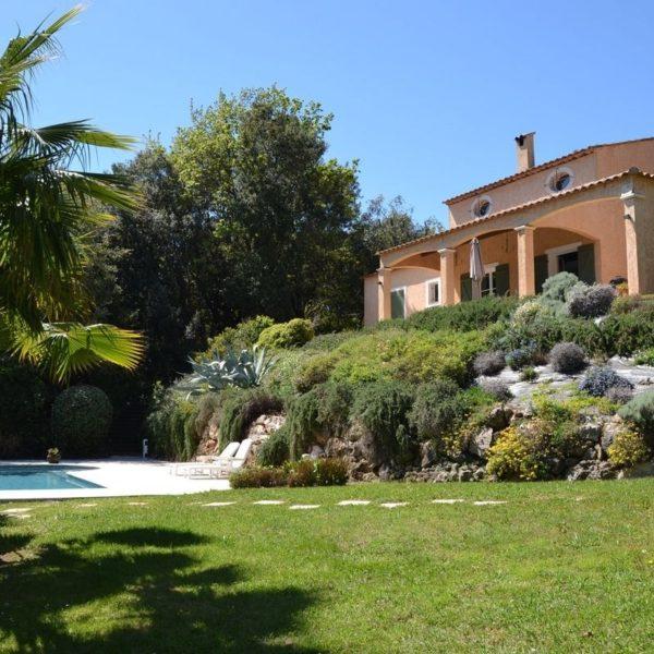 Valbonne vakantiehuis huren met zwembad