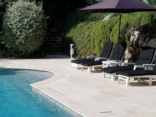Villa Valbonne with pool close to Cannes, Nice, Grasse, Antibes and Biot
