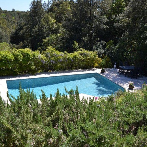 Vakantiehuis met zwembad Zuid Frankrijk - Villa Valbonne