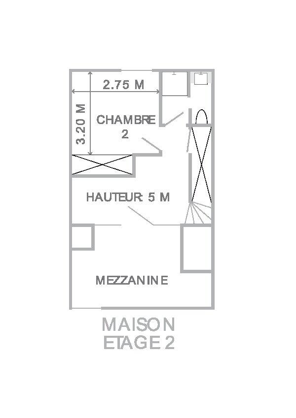 Dordogne castle for sale - layout castle