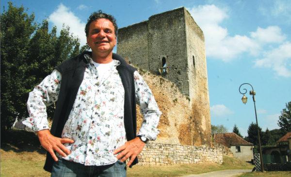 Joris van Grinsven - Designer Chateau de Clerans