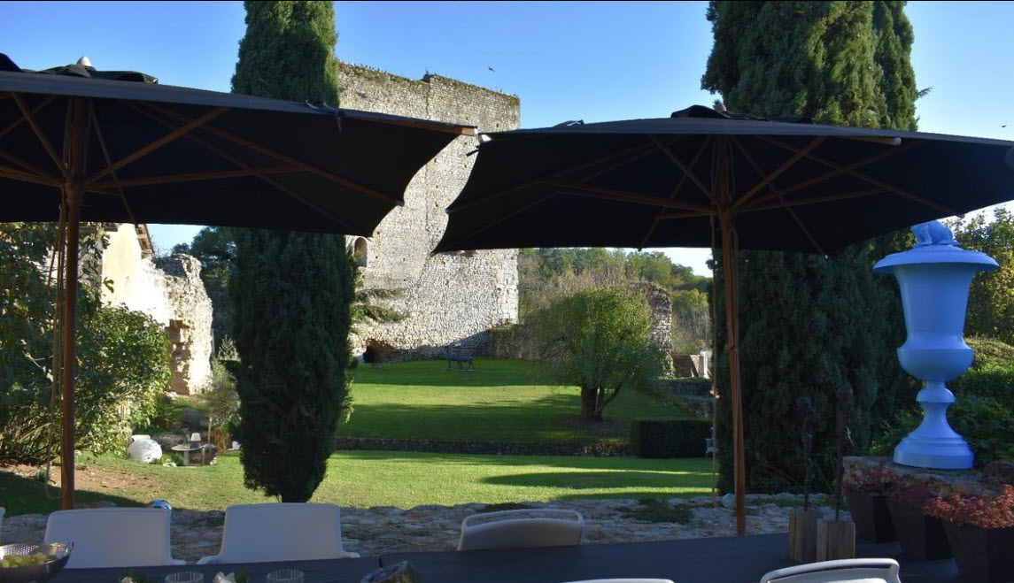 French castle for sale in the Dordogne France