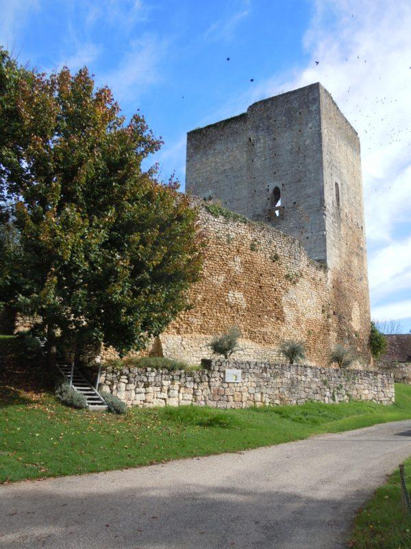 Renovated castle for sale Dordogne France
