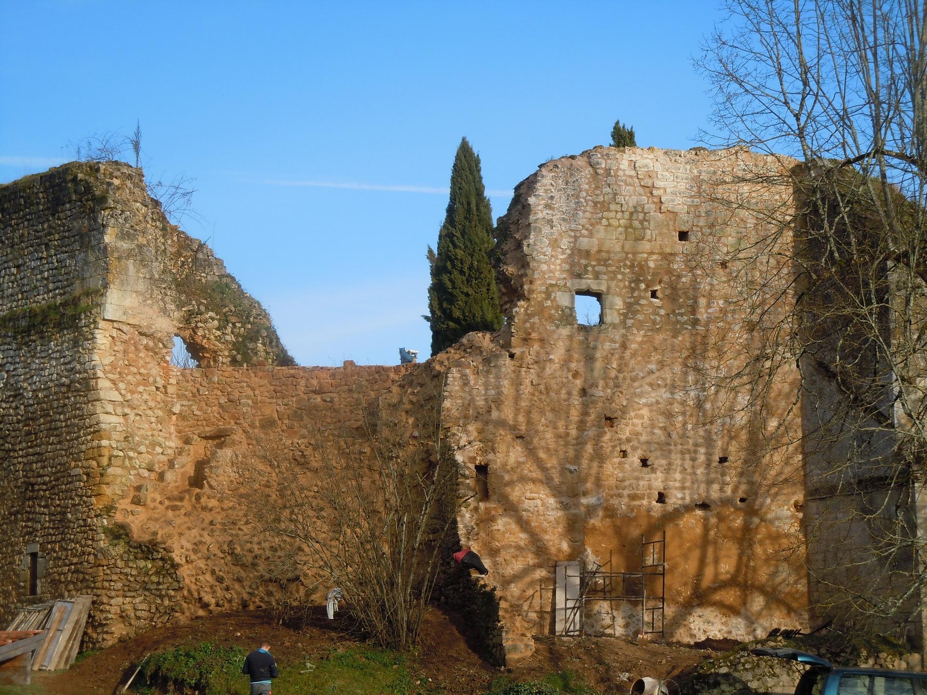 Castle Chateau de Clerans Dordogne for sale