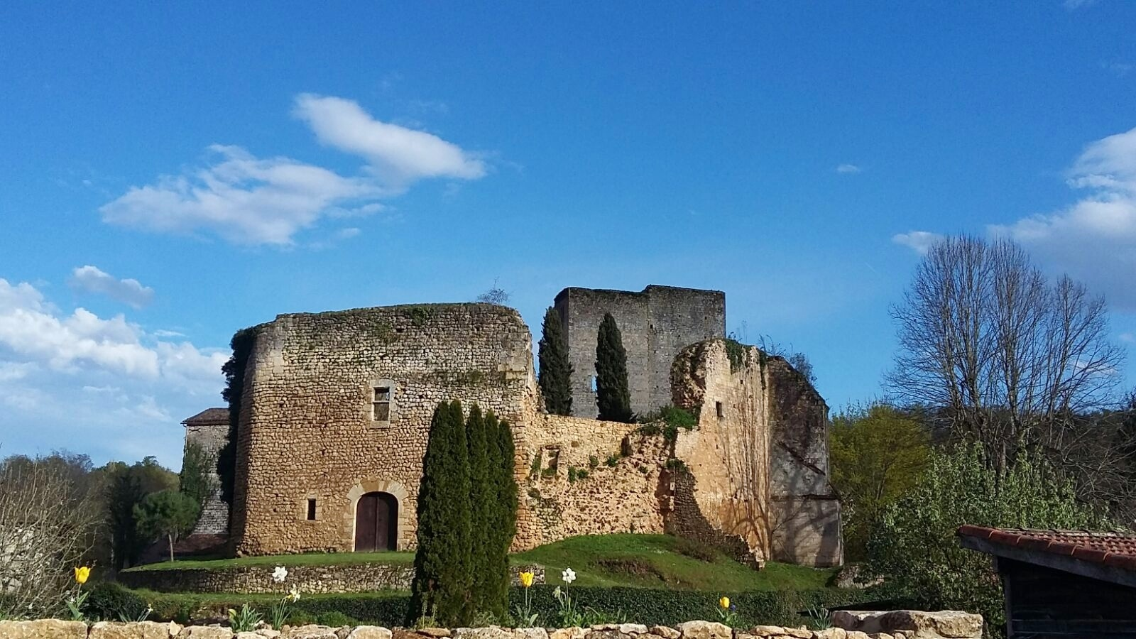 Buy a castle in the Dordogne France