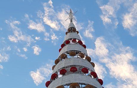 Kerst in Cannes Zuid Frankrijk