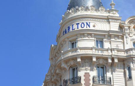 Carlton Hotel Cannes Cote d'Azur