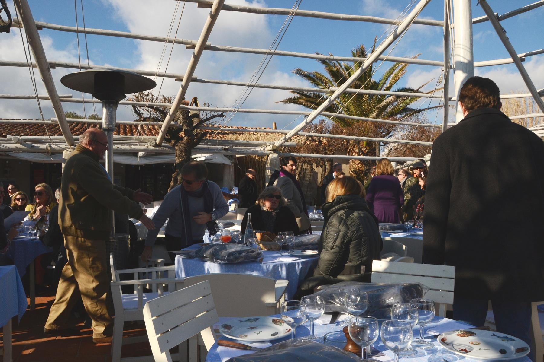 Club 55 St Tropez Ramatuelle