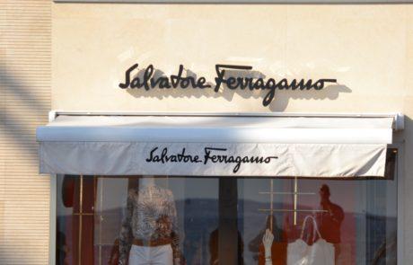 Salvatore Ferragamo Cannes Croisette