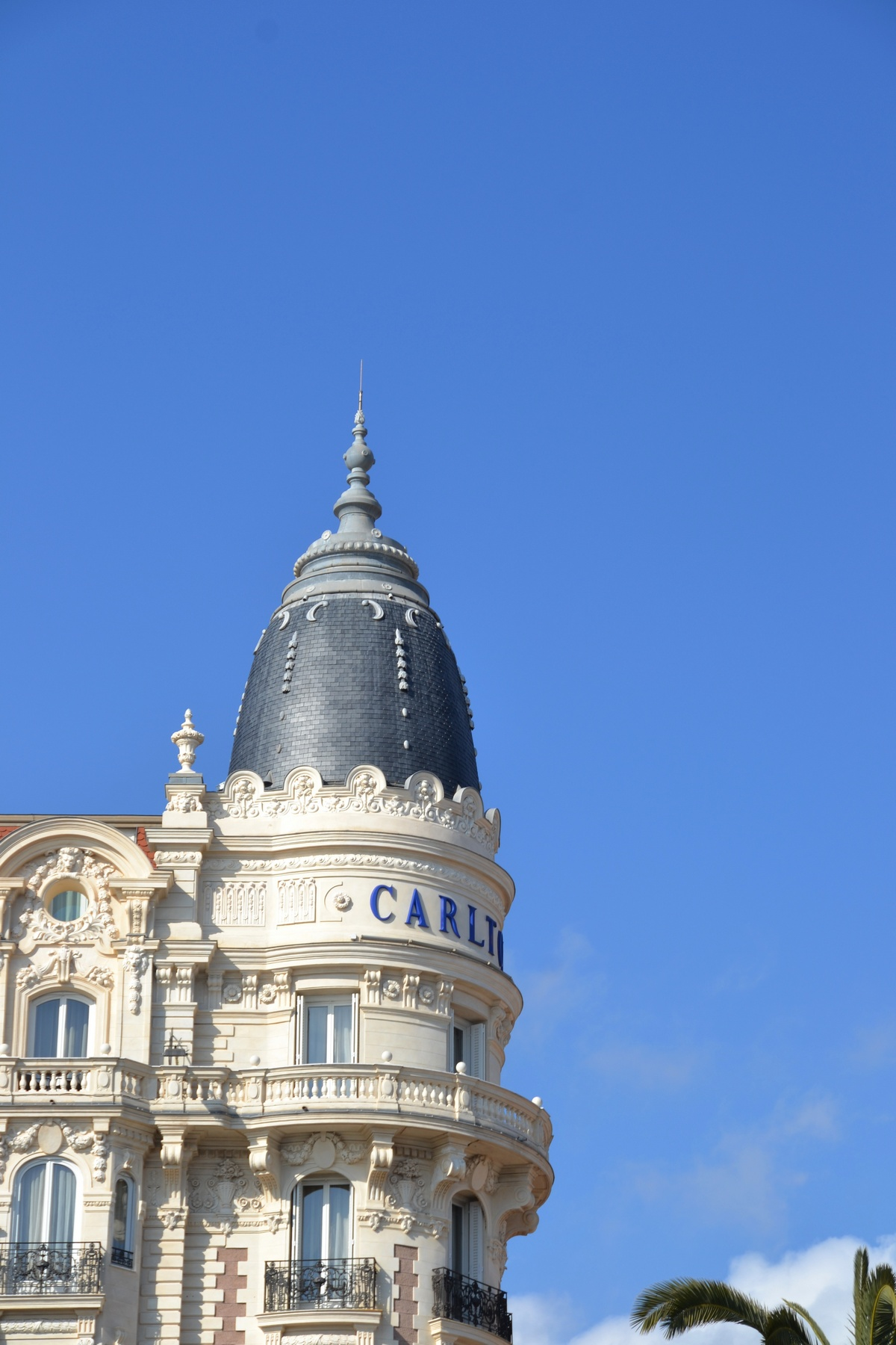 Carlton Hotel Cannes Côte d'Azur