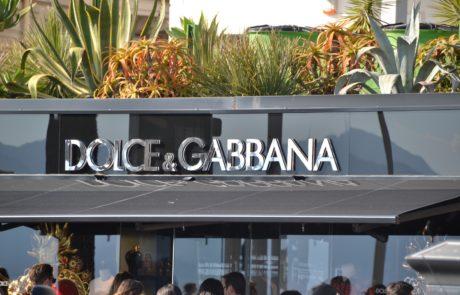 Dolce & Gabbana Cannes