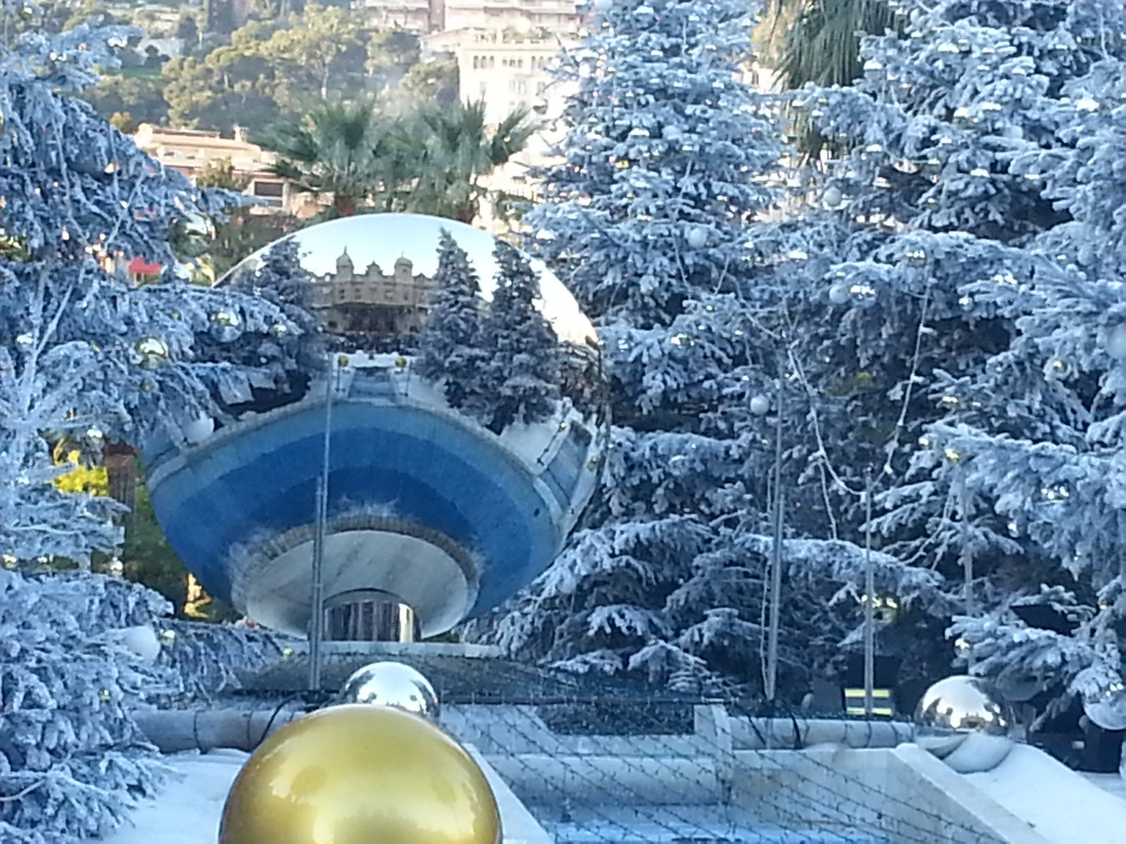 Kerst Monaco Monte Carlo
