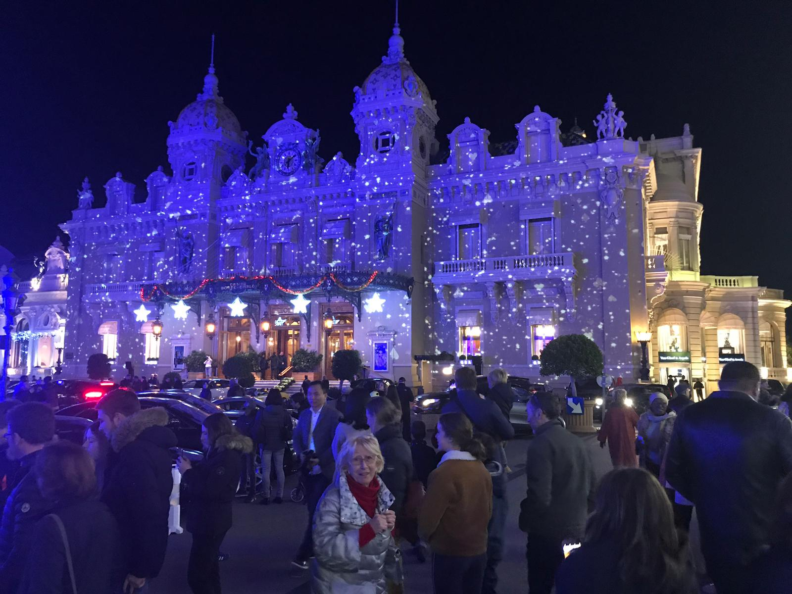 Kerst Vakantie Monaco Monte Carlo