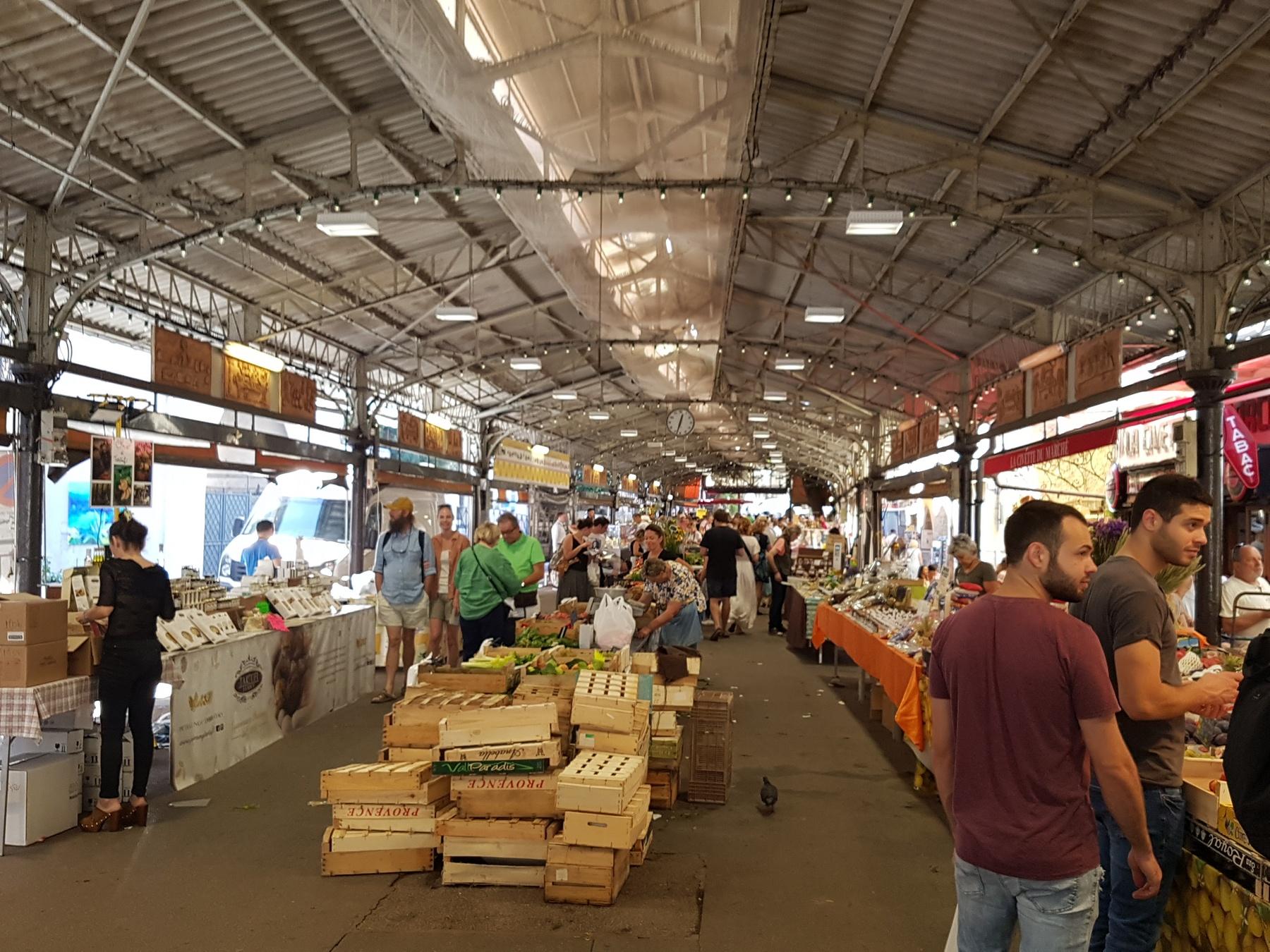 Antibes Markt