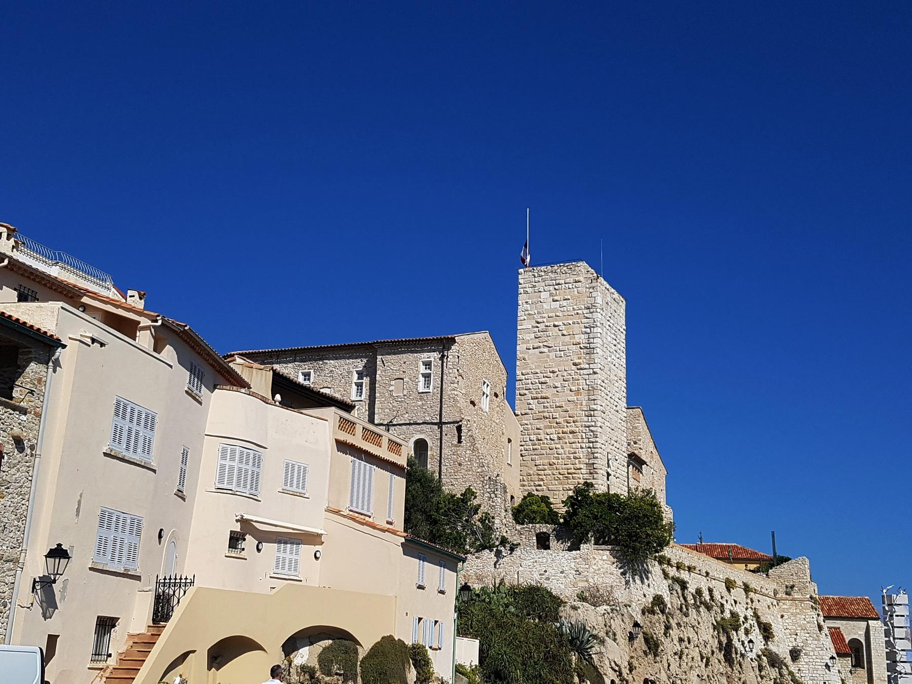 Antibes Cote d'Azur Zuid Frankrijk