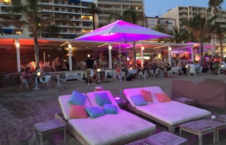 Restaurant Beachclub Maema Cannes