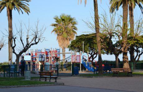 Kinderspeelplaats Croisette Cannes