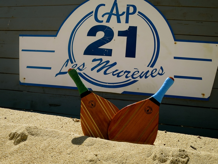 Beach Club Cap 21 Les Murenes Ramatuelle Saint Tropez