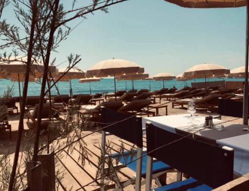 Beach Club Cap 21 Les Murenes Ramatuelle Saint-Tropez