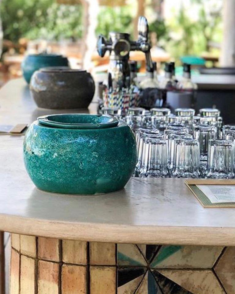 Beach Restaurant Cabane Bambou Ramatuelle St Tropez