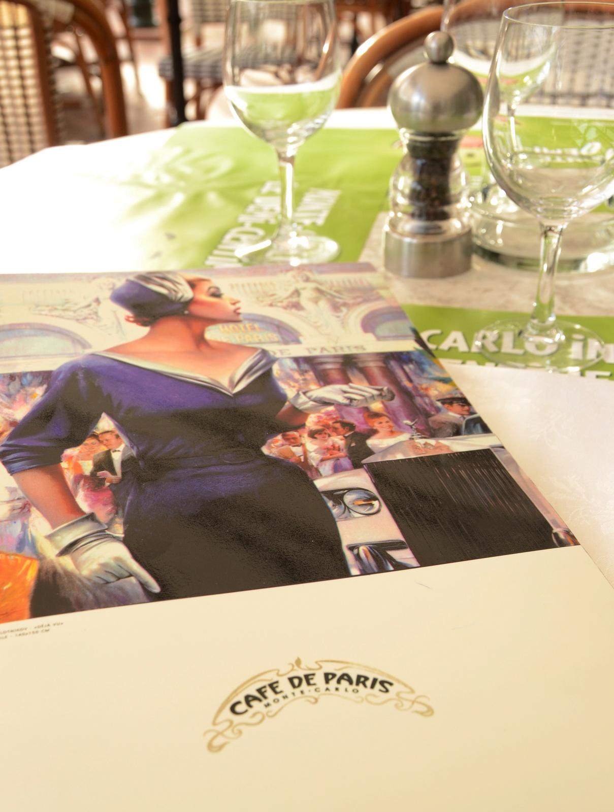 Cafe De Paris Monaco Monte Carlo