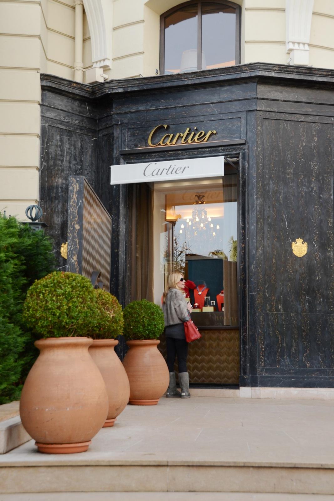 Cartier Monaco