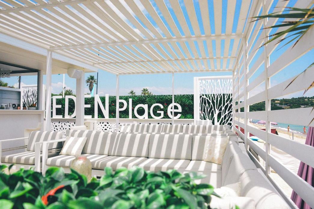 Eden Plage Ramatuelle St. Tropez