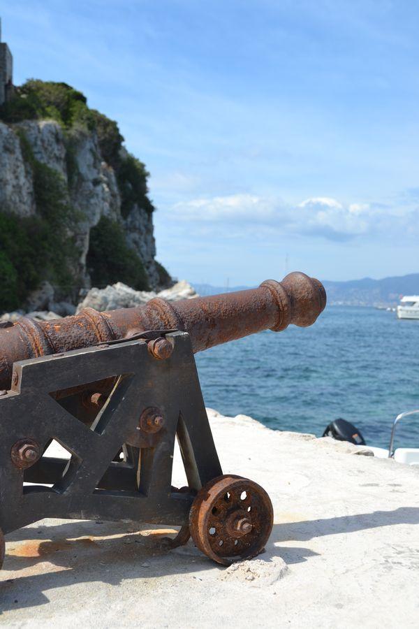 Ile Sainte Marguerite - Lerins Islands Cannes