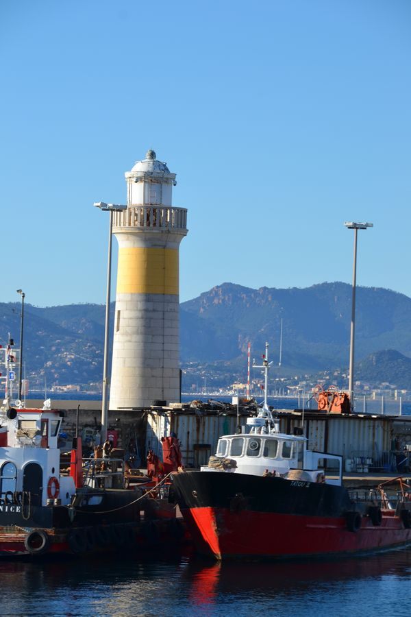 Cannes Lighthouse