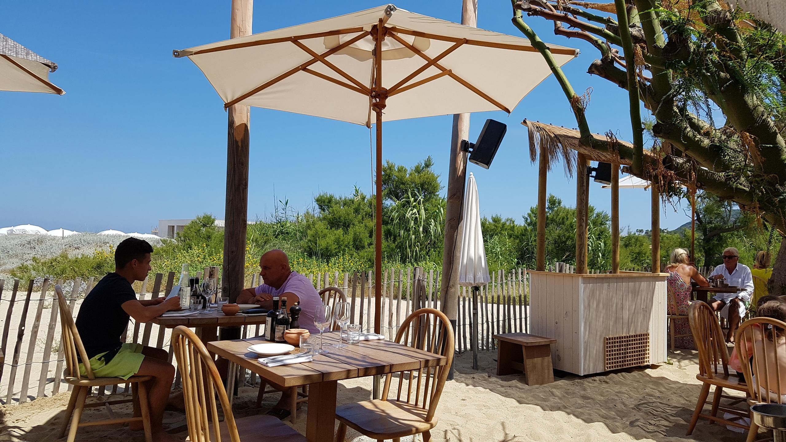 Indie Beach Club Ramatuelle St Tropez