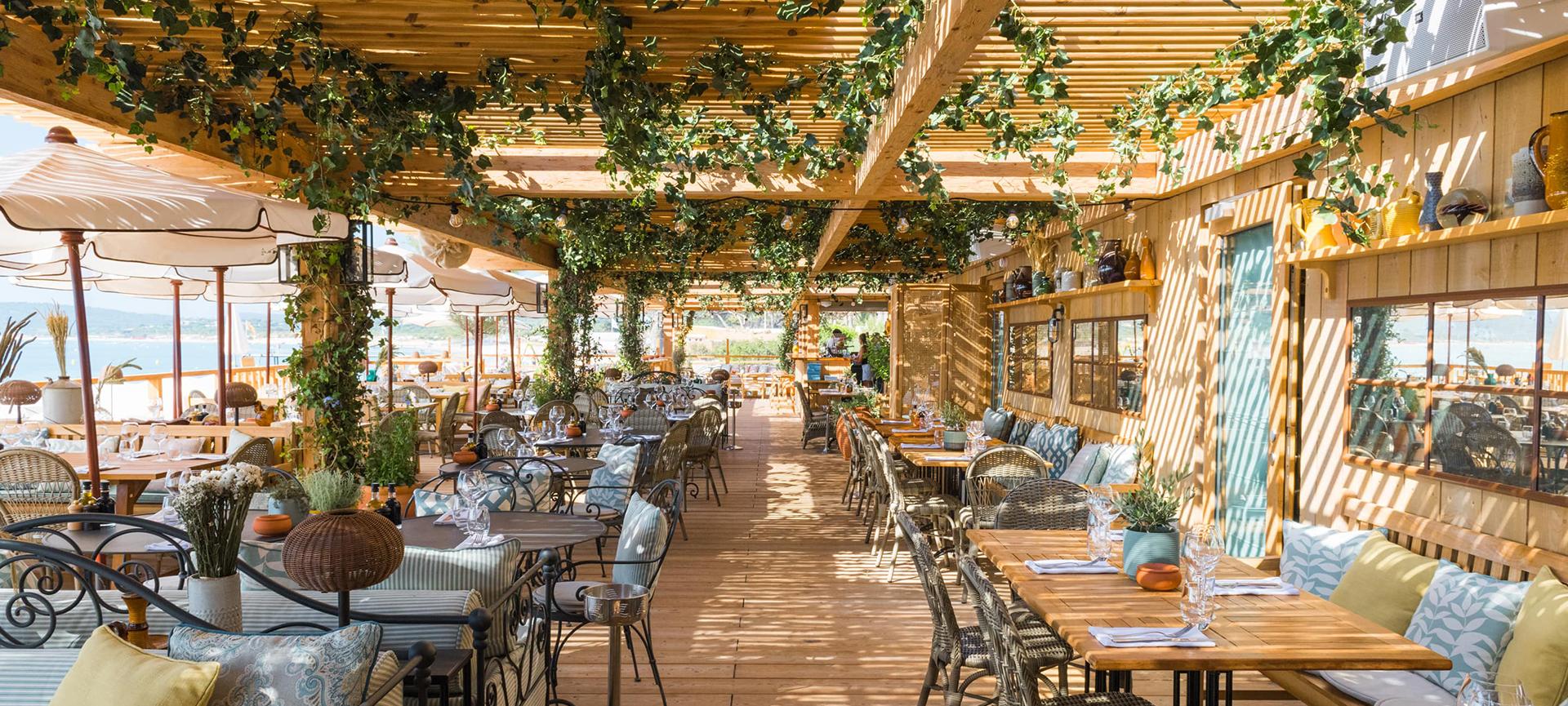 Jardin Tropezina Beach Club Ramatuelle