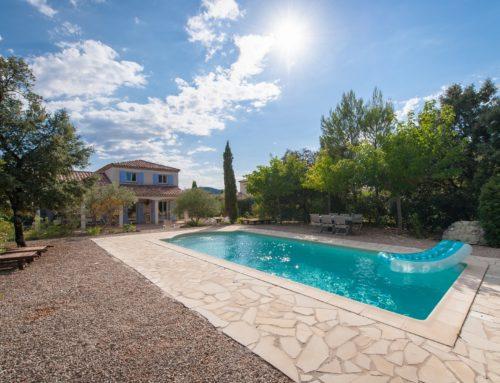 Vakantiehuis Nans-Les-Pins in Zuid Frankrijk – Villa La Maison de Bonheur