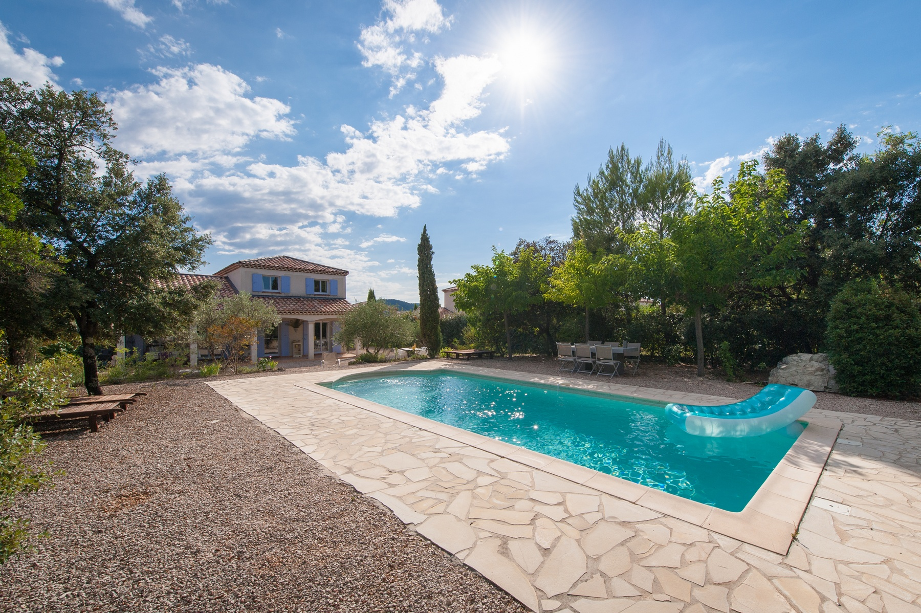 Holiday Home With Private Pool Nans Les Pins For 6 Guests