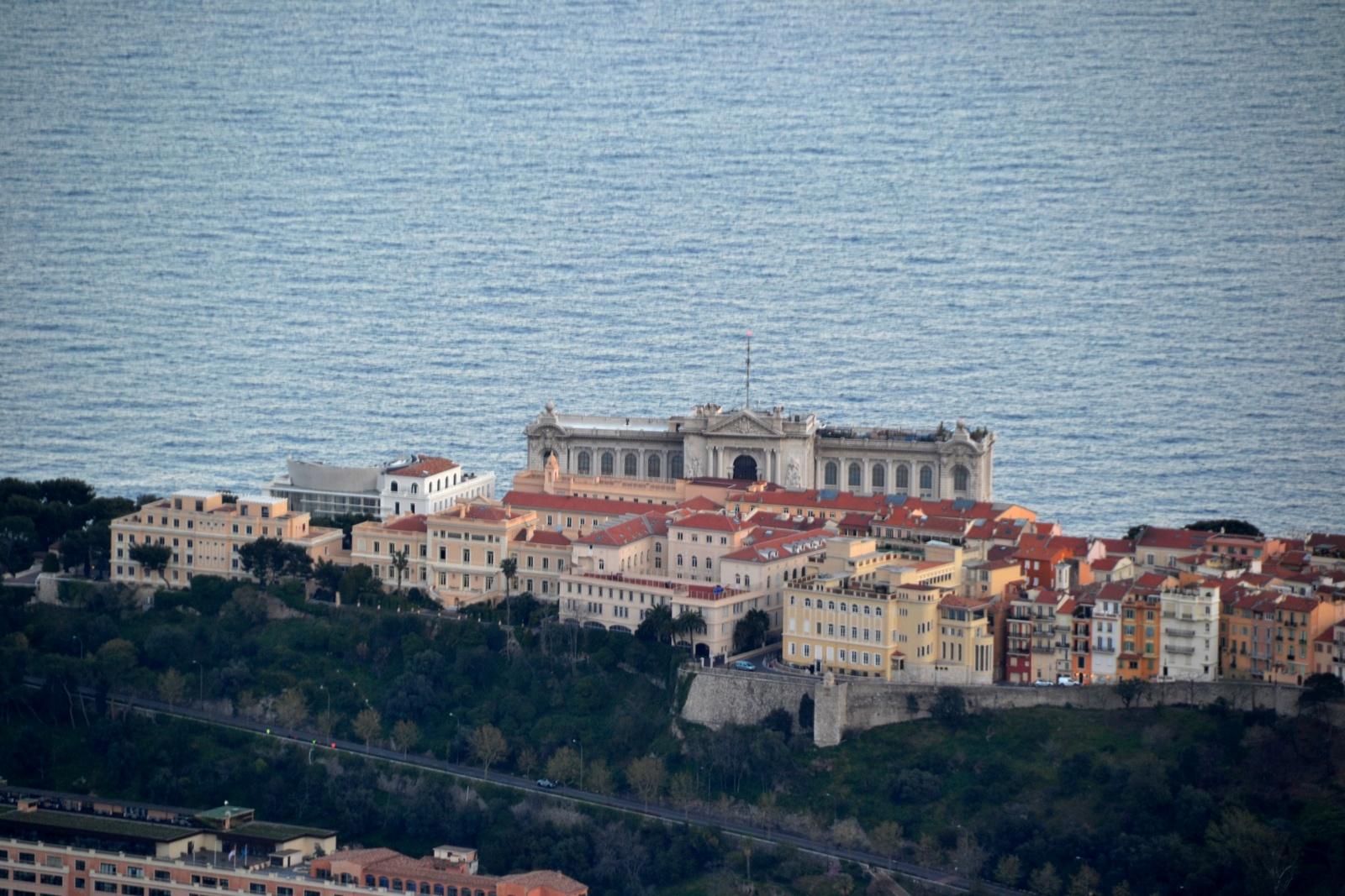 Paleis Monaco Monte Carlo