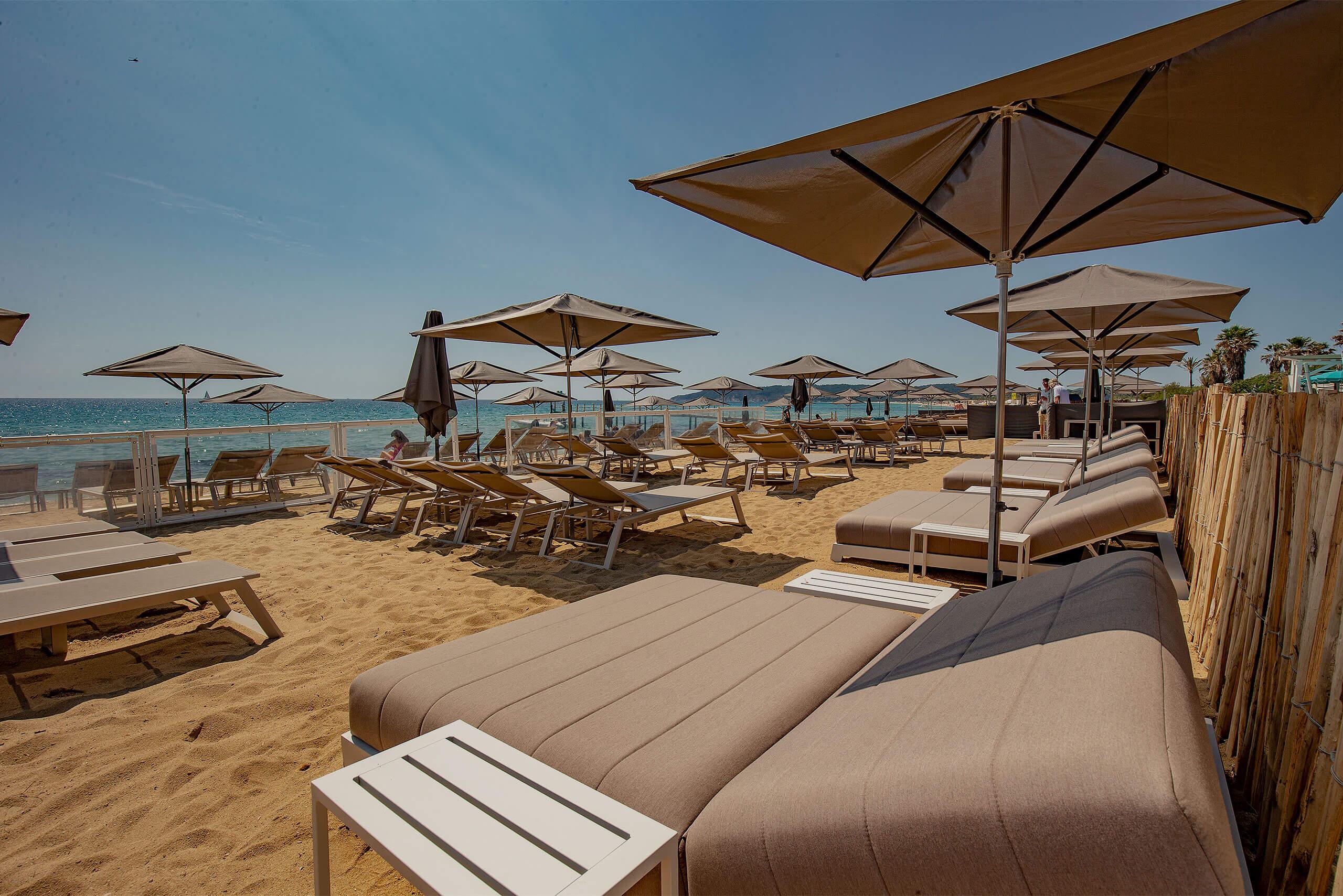 Moorea Beach Plage Pampelonne Ramatuelle