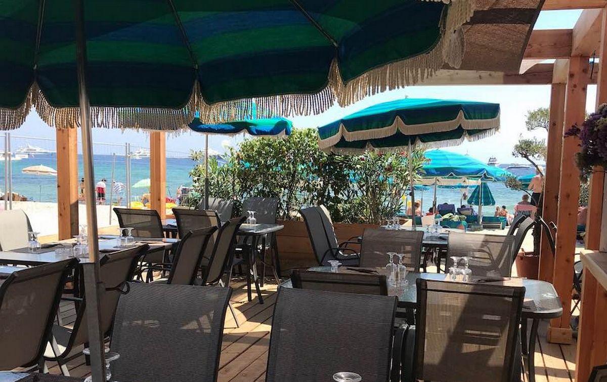 Neptune Beach Ramatuelle