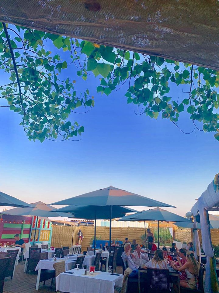 Pirata Beach Ramatuelle Saint Tropez
