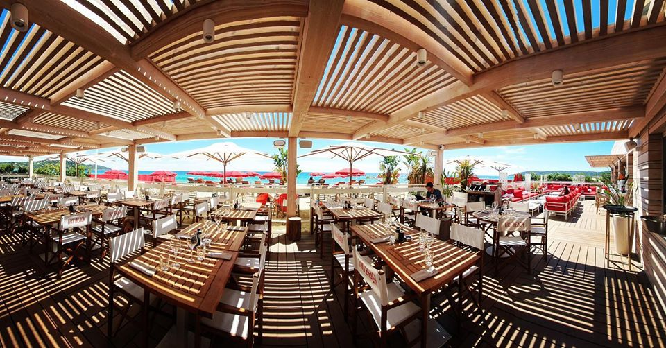 Tiki Beach Ramatuelle Golfe De Saint Tropez