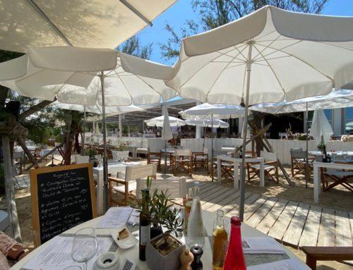 Tropicana La Plage – Ramatuelle – Restaurant