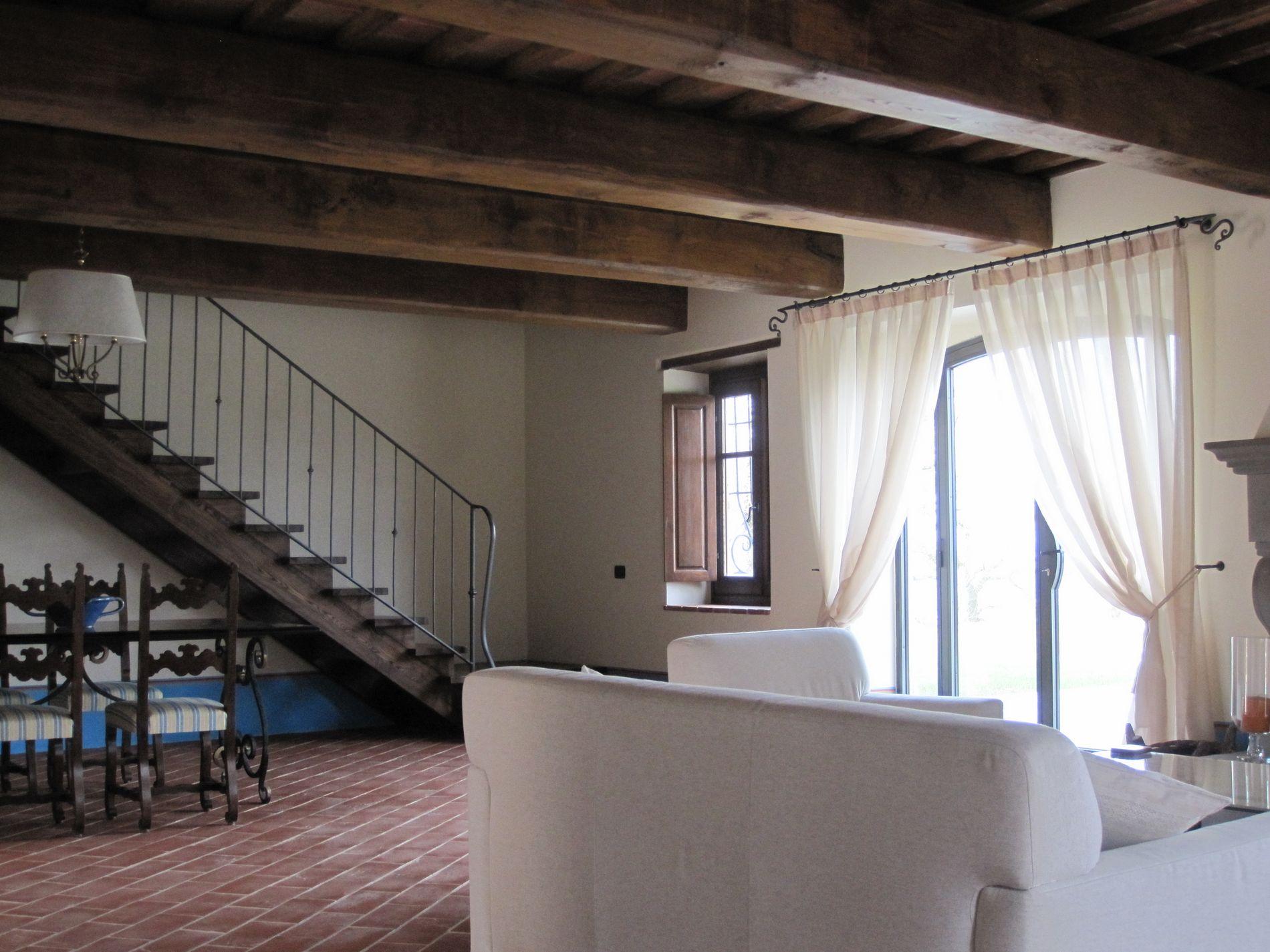 Vakantiehuis Toscane met zwembad - Borgo La Casa