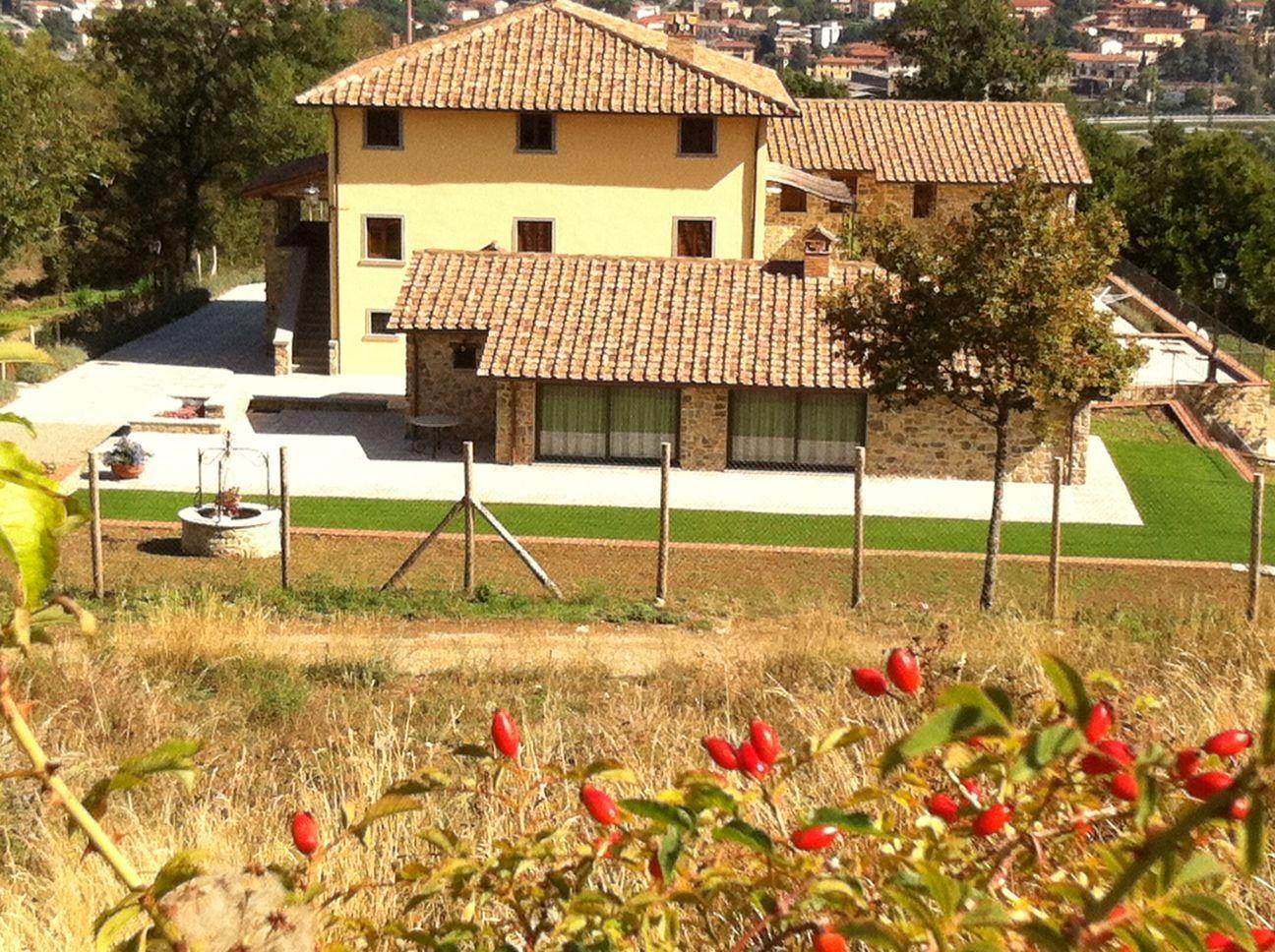 Vakantiehuizen Toscane met zwembad - Borgo La Casa