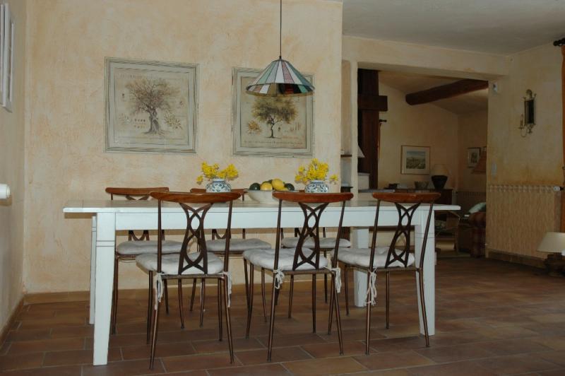 Vakantiehuis Villa Montchou met Zwembad Fayence Var