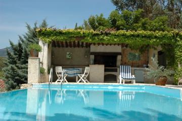 Vakantiehuis met zwembad Fayence Var Zuid Frankrijk
