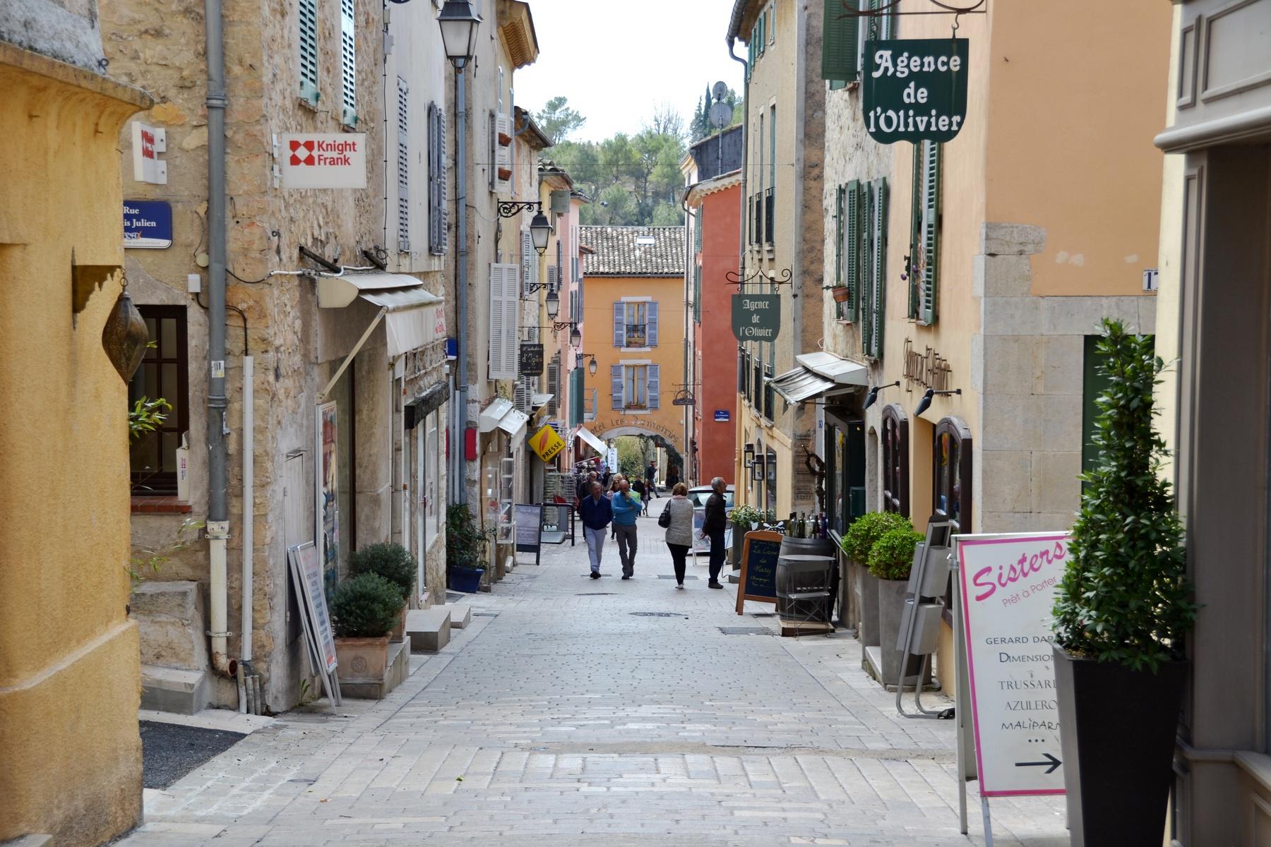 Valbonne - Provencaals stadje Zuid Frankrijk
