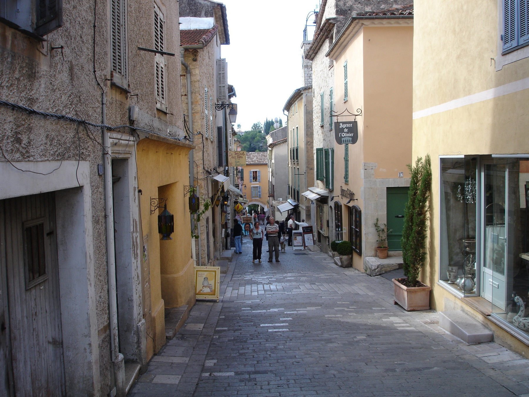 Valbonne Village Cote d'Azur South of France