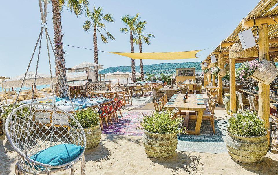 Verde Beach Pampelonne Ramatuelle