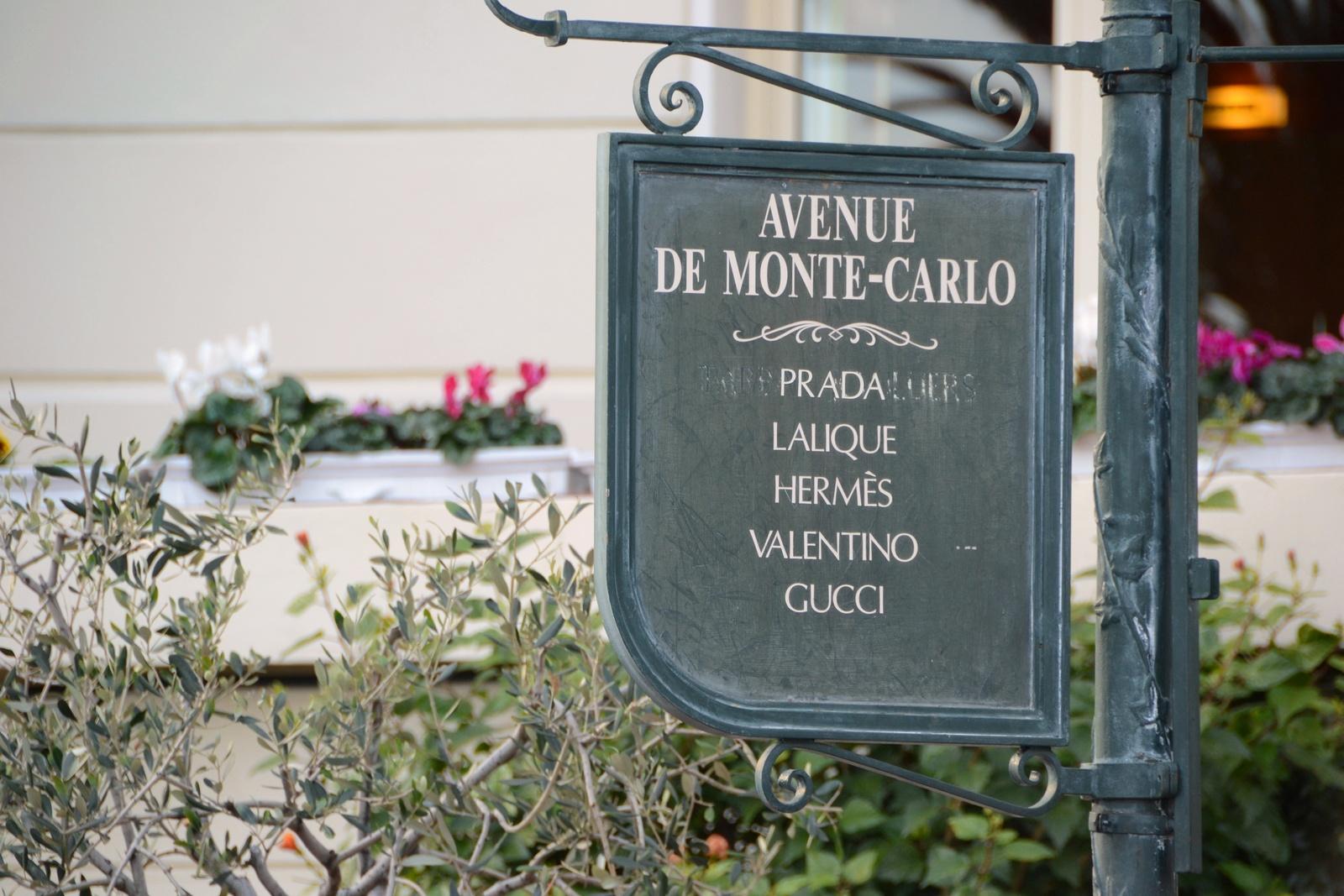 Shopping Monaco & Monte Carlo